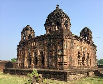 Bankura - Gokulchand Temple,Gokulnagar.