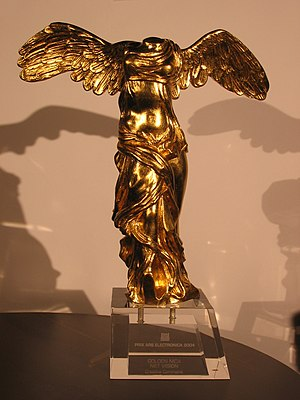 Creative Commons - Golden Nica Award (2004)