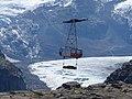 Gondel Matterhorn glacier paradise Gornergletscher.jpg