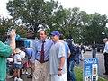 Gov. Warner at the Local 675 Covington Labor Day Parade (235246219).jpg
