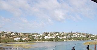 Bushmans River Mouth Place in Eastern Cape, South Africa