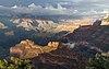 Grand Canyon Powell Point Evening Light 02 2013.jpg