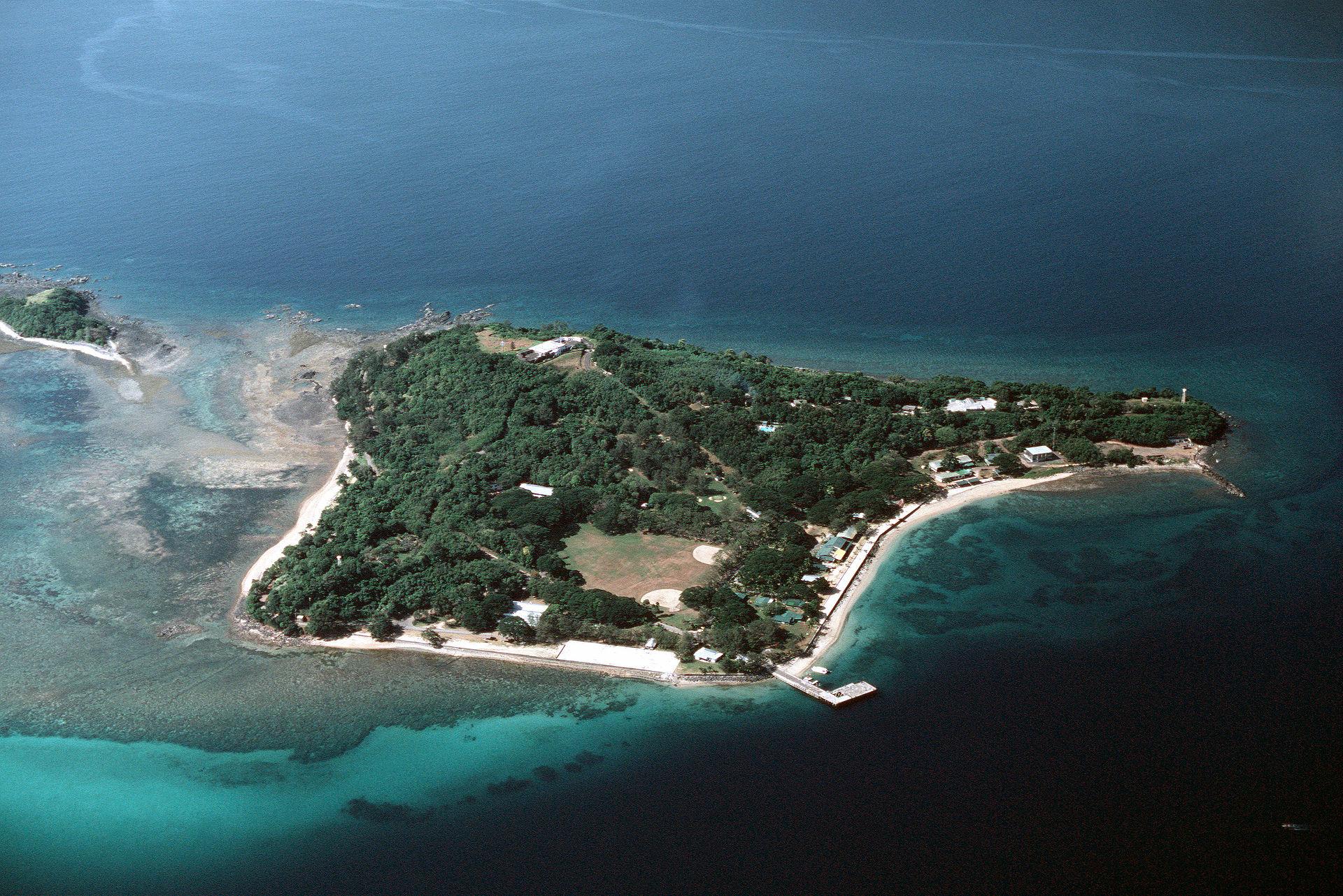 Grande Island Subic Bay Philippines