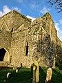 Graveyard, Hore Abbey, Caiseal, Éire - 44767935660.jpg