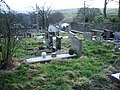 Graveyard at St Michael on the Hill - geograph.org.uk - 682394.jpg