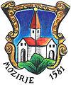 Grb Mozirja iz leta 1581.JPG