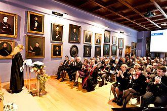 University of Zagreb - Great Hall of the University