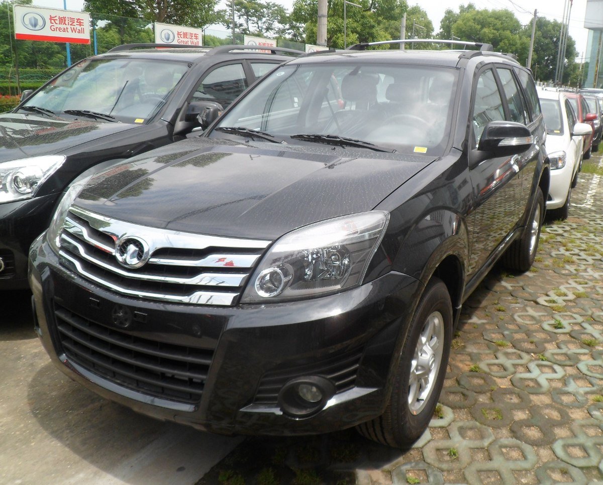 Great Wall Haval H3 - Wikipedia