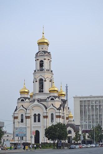 Great Zlatoust Church - Image: Great Zlatoust Church 1