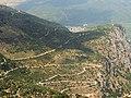 Grecja, Kreta, Lassithi, droga w górach - panoramio.jpg
