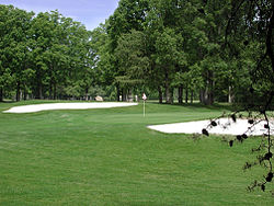 250px Green with two bunkers - Enhance Your Golf Game With This Advice