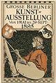 Grosse Berliner Kunstausstellung 1895 von Carl Röchling.JPG