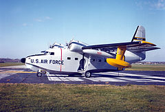 Grumman HU-16 Albatross należący do US Air Force