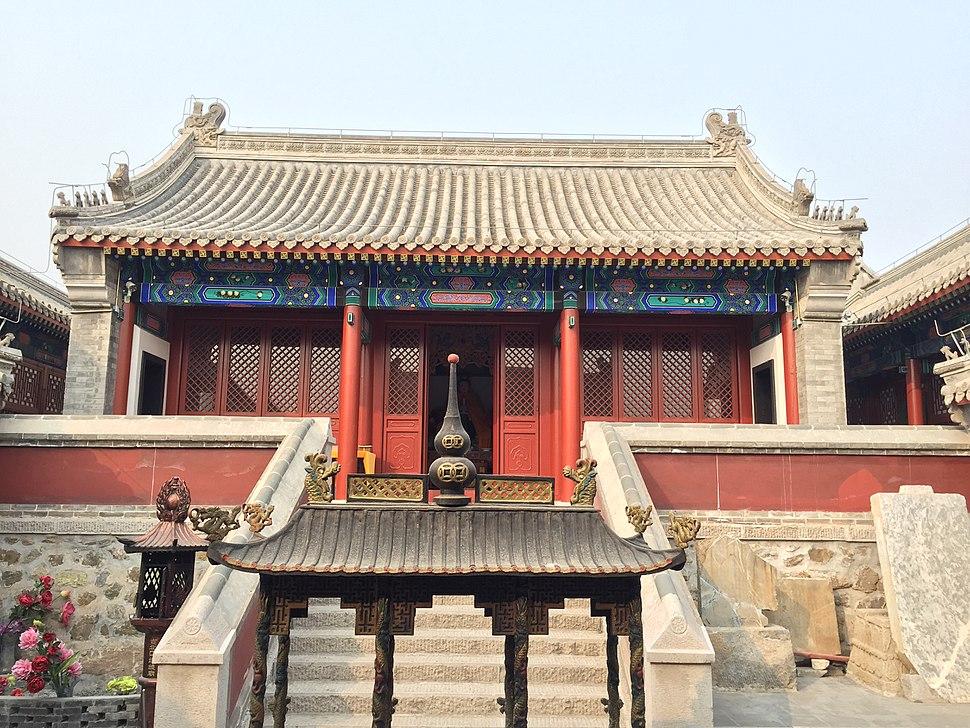 Gubeikou Taoist Temple (20150215103242)