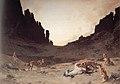 Guillaumet Dogs of the Douar Devuring a Dead Horse.jpg