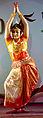 Guru Sanchita Bhattacharya Dancing the role of Draupadi.jpg
