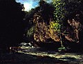 Gustave Courbet (1819-1877) - The Stream - ABDAG003054 - Aberdeen Art Gallery.jpg