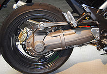 Motorcycle suspension - Wikipedia