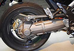 Belt Adjustment Kawasaki Prairie