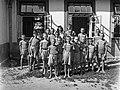 Gyerek csoportkép, 1943 Farkasgyepű. Fortepan 72368.jpg