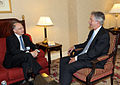 Héctor Timerman y William Burns-22-09-2010.jpg