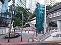 HK 香港電車 Hongkong Tramways 116 tour view Admiralty Queensway December 2019 SSG 03.jpg