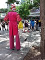 HK CWB 銅鑼灣 Causeway Bay 維多利亞公園 Victoria Park 慶祝國慶70周年 n 香港回歸祖國22周年 GD-HK-MC Guangdong-Hong Kong-Macau Greater Bay Festival Celebrations event crew artist July 2019 SSG 10.jpg