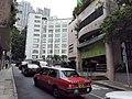 HK ML 香港半山區 Mid-levels 亞畢諾道 Arbuthnot Road buildings April 2020 SS2 20.jpg