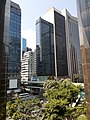 HK WCN Wan Chai North Central Plaza view Gloucester Road April 2021 SS2 03.jpg
