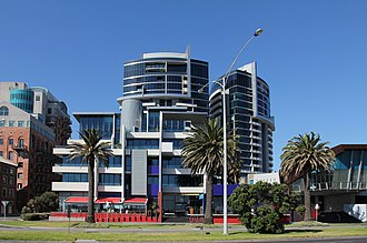 Bruno Grollo - Image: HM@S Apartment in No.1 Beach Street Port Melbourne