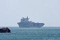 HMS Ocean off St Helier Jersey.JPG