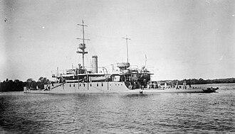 Humber-class monitor - Image: HMS Severn (monitor)
