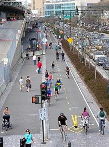 Manhattan Waterfront Greenway Wikipedia
