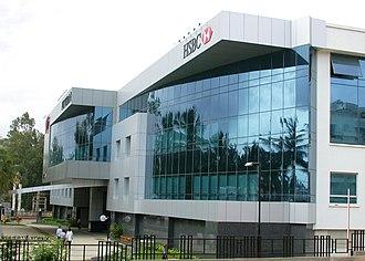 HSBC Bank India - HSBC Building in Bangalore