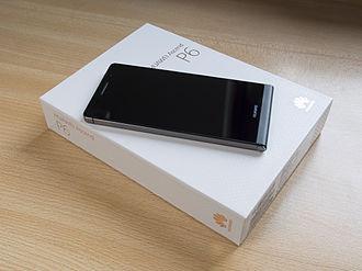 Huawei - Huawei Ascend P6
