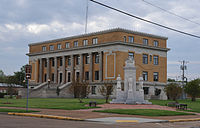 HUMPHREYS COUNTY COURTHOUSE, HUMPHREYS COUNTY, MS