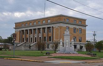 Humphreys County, Mississippi - Image: HUMPHREYS COUNTY COURTHOUSE, HUMPHREYS COUNTY, MS