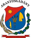 Huy hiệu của Aranyosgadány