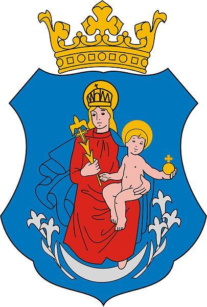 Vác címere