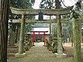 Hachiman-jinjya Torii,Izawa,Oshu.jpg
