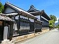 Hagi castle Masudas.JPG