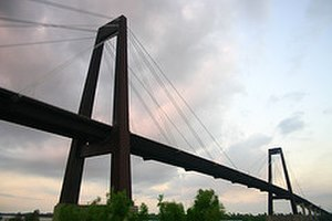 Interstate 310 - Hale Boggs Memorial Bridge - Part of Interstate 310