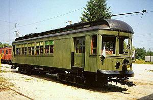Halton County Radial Railway - Image: Halton 107
