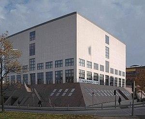 Oswald Mathias Ungers - Image: Hamburg.Galerie Der Moderne.wmt