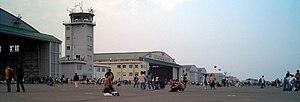 Iruma Air Base - Image: Hangar Iruma Airbase 2006 8