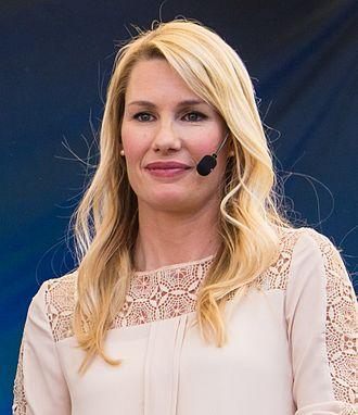 Hanna Marklund - Image: Hanna Marklund in 2015