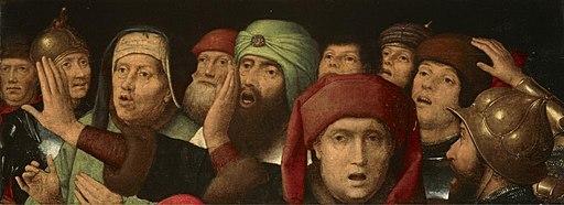 Hans Memling Soldats hebreus romans