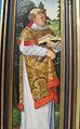Hans baldung grien, martirio di santo sebastiano coi santi stefano, cristoforo, apollonia, dorotea, 1507, 04.JPG
