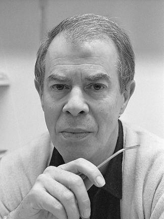 Hans van Manen - Hans van Manen in 1986