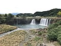 Harajiri Waterfall from Takimibashi Bridge 2.jpg